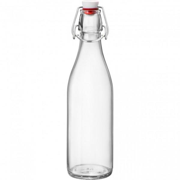 Бутылка с бугельной пробкой Giara 1 литр