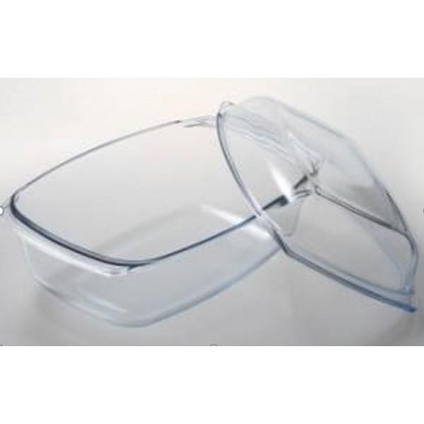 Кастрюля стеклянная жаростойкая Termisil 5,2 л (665х245х240 мм)