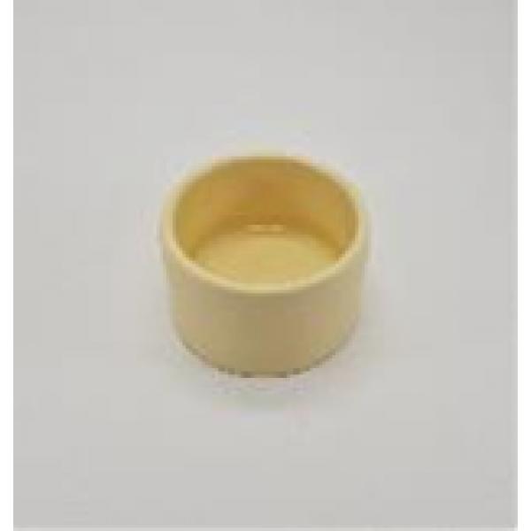 Соусник керамический высокий, 100 мл, d-7 см, h-4 см, белый