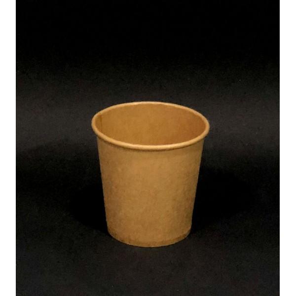 Крафтовый стакан 175 мл (50 шт/уп)