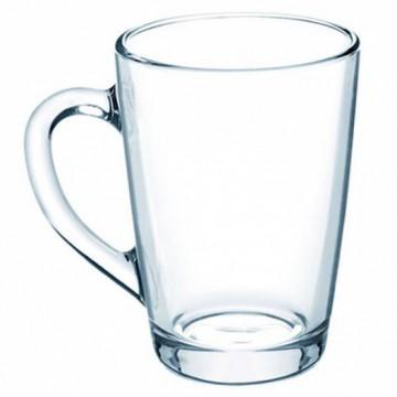 Стеклянная чашка для чая/кофе, 300 мл