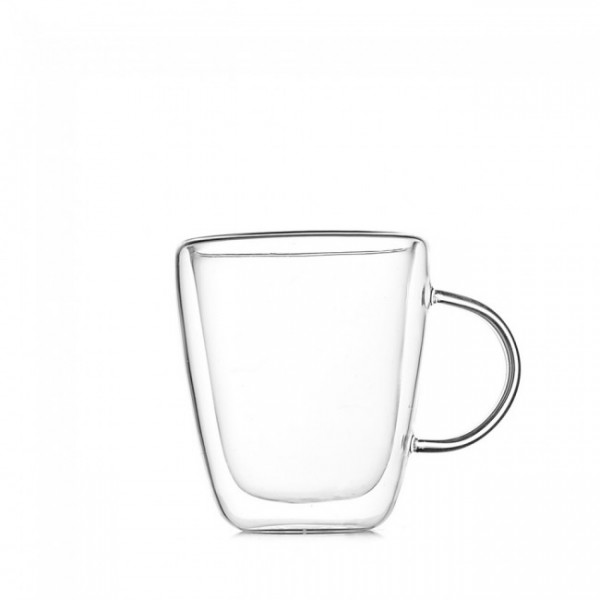 Термочашка для кофе c двойными стенками, 200 мл