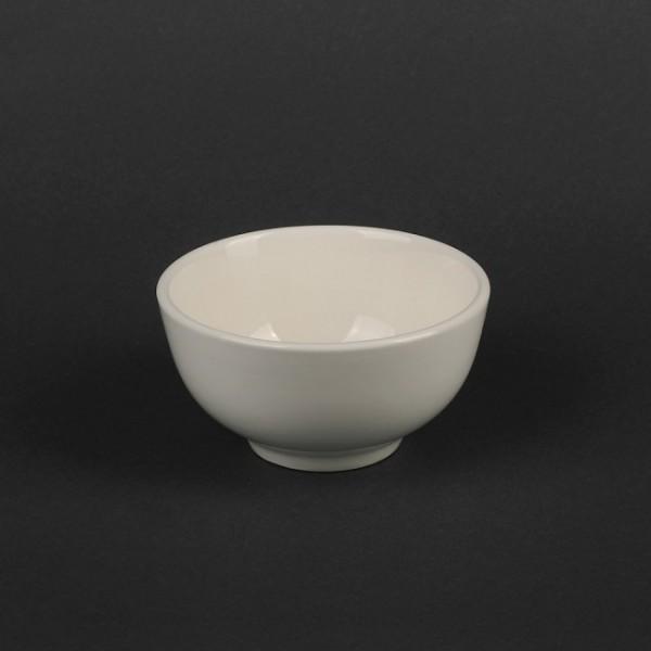 Салатник белый керамика 300 мл