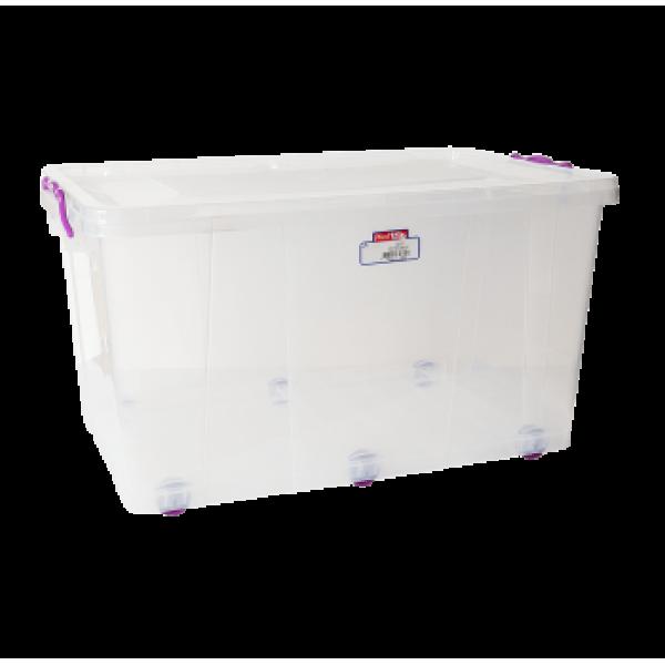 Контейнер для хранения пищевых продуктов на колесах 80 л