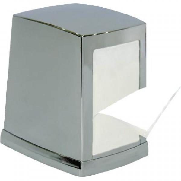 Салфетница хром Vialli NP100С (145*105*140 мм)