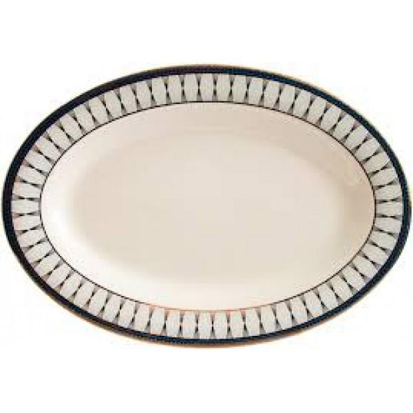 Блюдо овальное Astera Callisto 30,5 см