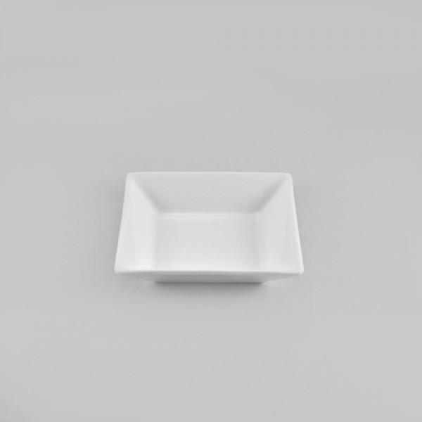 Квадратный керамический соусник, 51 мм