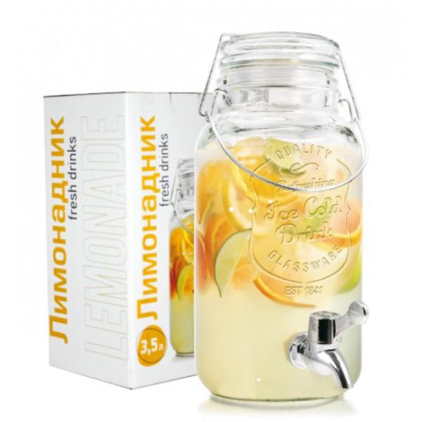 Лимонадник 3,5л