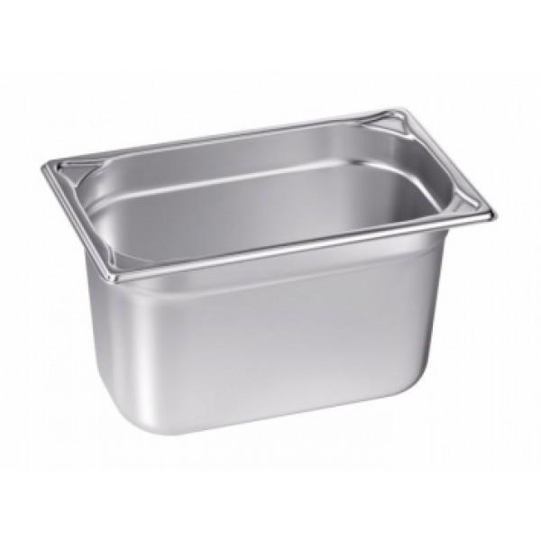 Гастроемкость нержавеющая сталь GN 1/4-150