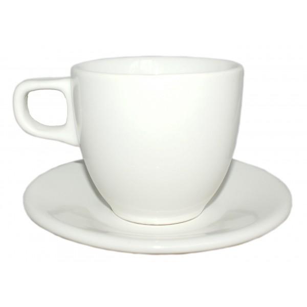 Чашка кофейная белая, 200 мл