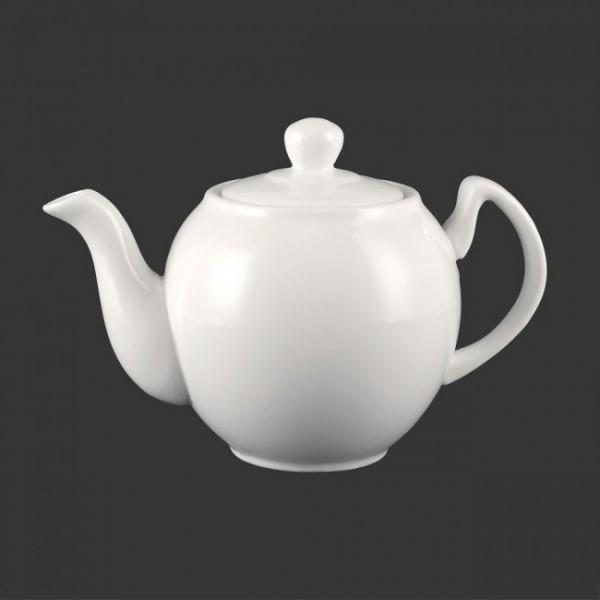 Чайник фарфор Extra White 600 мл