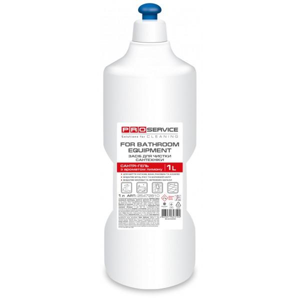 PRO Средство для мытья и дезинфекции сантехники