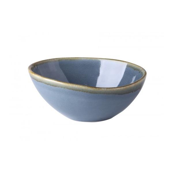 Салатник синий Terrastone, 14,5 см