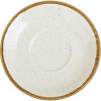 Керамическое блюдце Seasons 16 см, беж