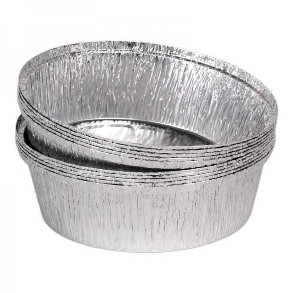Алюминиевый контейнер круглый T20L 135 мл (150 шт/уп)