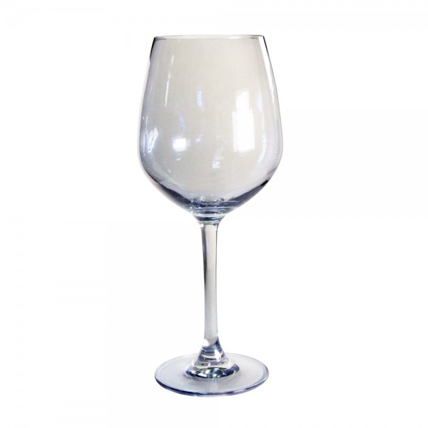Бокал для белого вина прозрачно-синий, 400 мл
