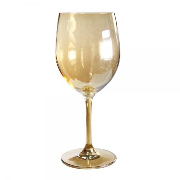 Бокал для вина 550 мл, золото