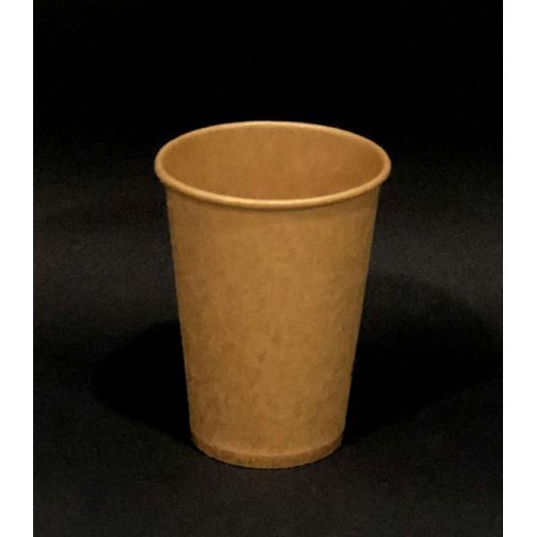 Крафтовый стакан 400 мл (50 шт/уп)