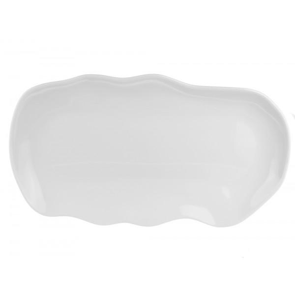 Блюдо овальное Stone age 35х13,5 см