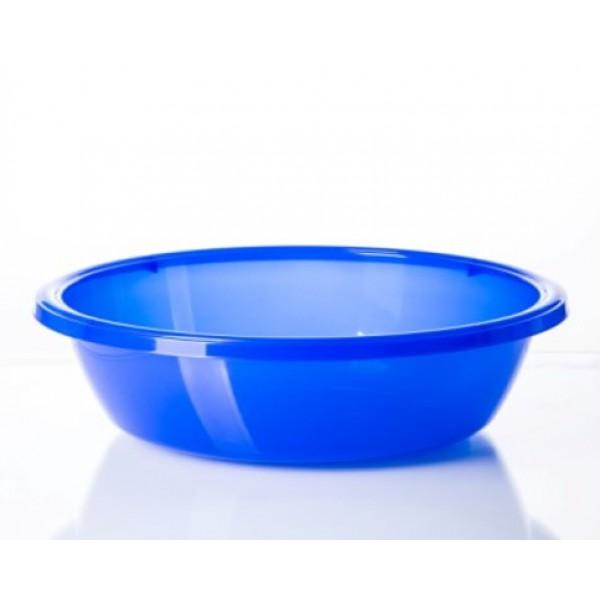 Миска круглая пластиковая 2,7 л