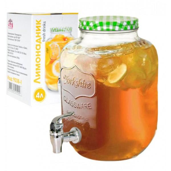Лимонадник 4л
