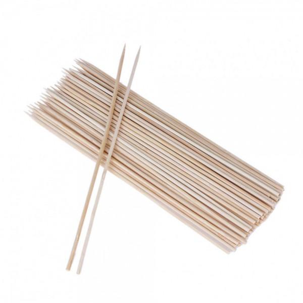 Палочки для шашлыка 25 см (100 шт/уп)