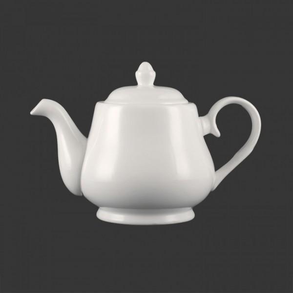 Чайник фарфор Extra White 1 л