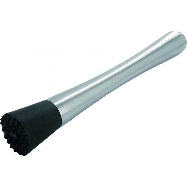 Мадлер нержавеющая сталь с эбонитом 20,5 см