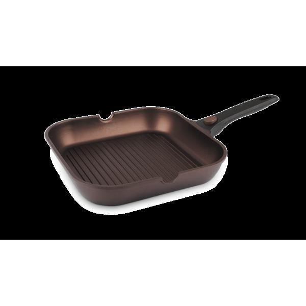 Сковорода-гриль со съемной ручкой Kortado, 28 см