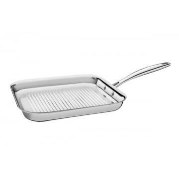 Сковорода-гриль Professional Trix, 47x28 см