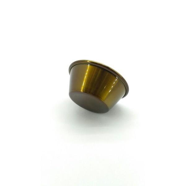 Соусник нержавеющая сталь золото,  45 мл