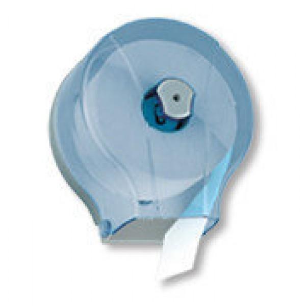Диспенсер для туалетной бумаги полупрозрачный Vialli