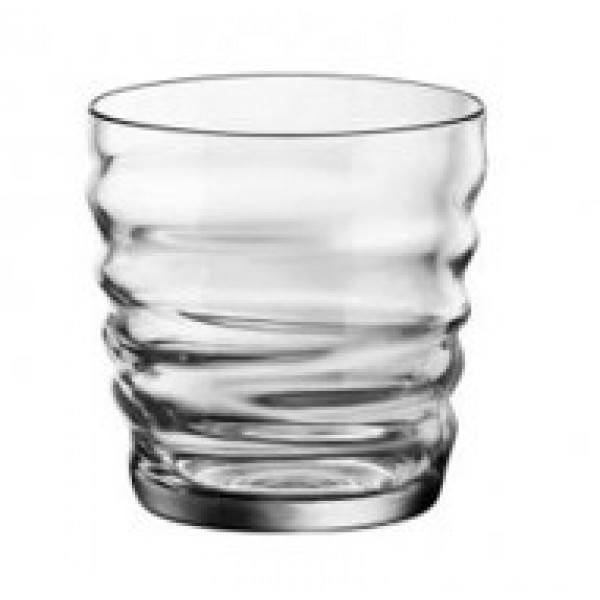 Стакан для воды Серый RIFLESSI  300 мл/BORMIOLI ROCCO