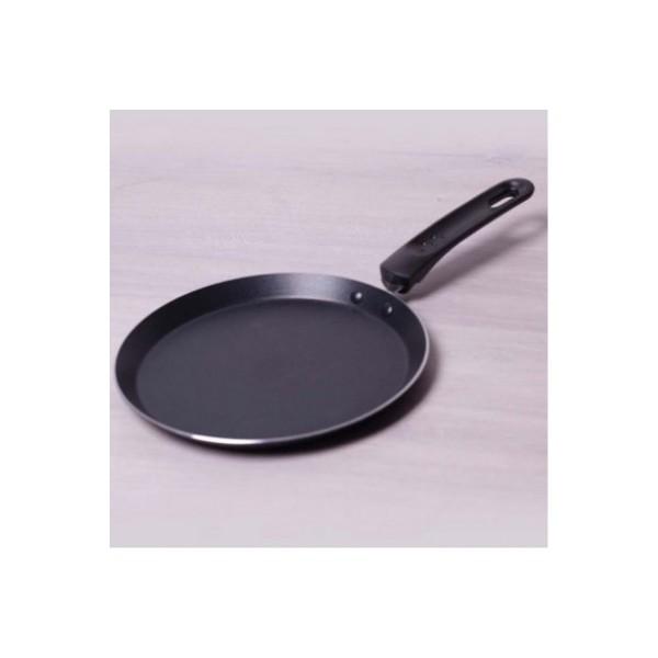 Сковорода для блинов с тефлоновым покрытием, 28 см