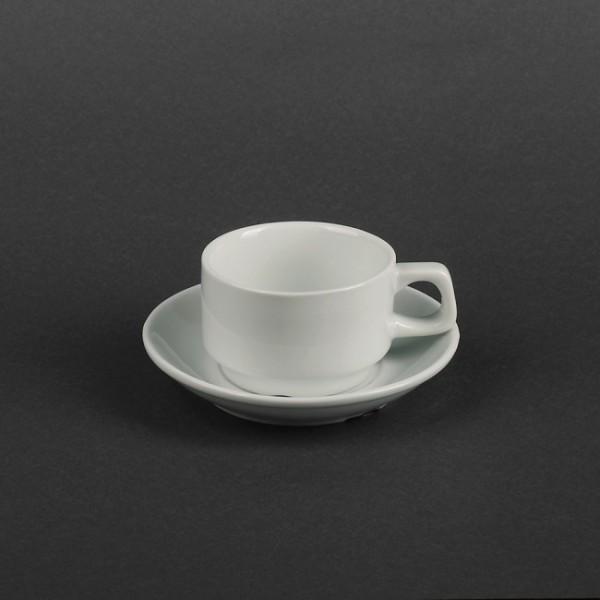 Кофейный набор: чашка 80 мл+ блюдце