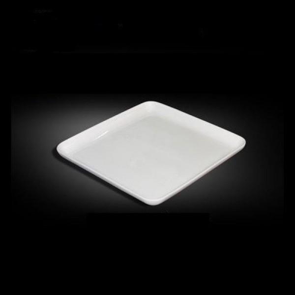 Блюдо Wilmax квадратное 22х22 см