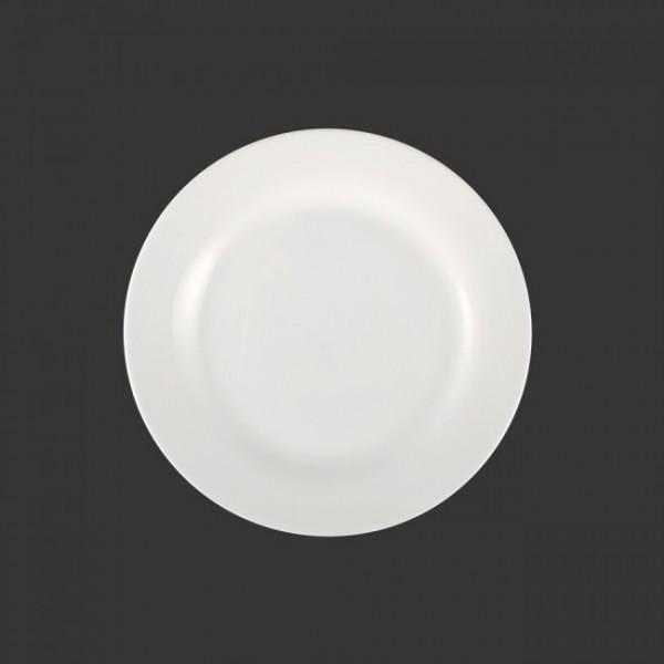 Тарелка бортовая Extra White 18 cм