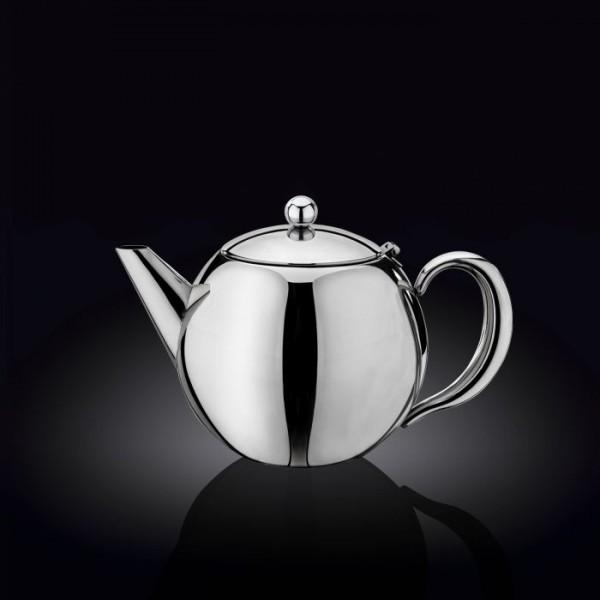Чайник заварочный нержавеющая сталь Wilmax 1 л