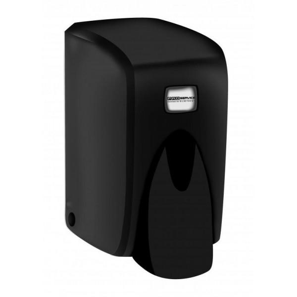 Дозатор для жидкого мыла черный пенный 0,5 л