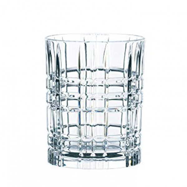 Стакан низкий Whisky tumbler Square