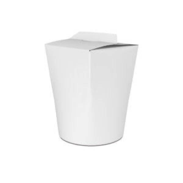 Коробка для лапши белая 750 мл (50 шт/уп)