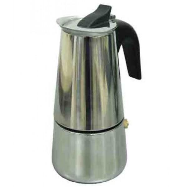 Гейзерная кофеварка на 8 чашек Классика 16350-15