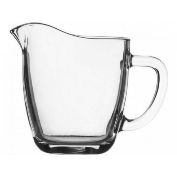 Молочник стеклянный Pasabahce Basic 200 мл