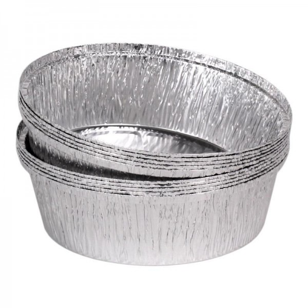 Алюминиевый контейнер круглый SPT51L 800 мл (100 шт/уп)