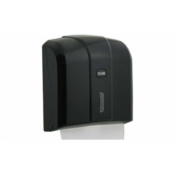 Диспенсер для бумажных полотенец K4 Vialli черный