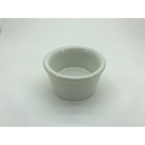 Соусник керамический белый 100 мл