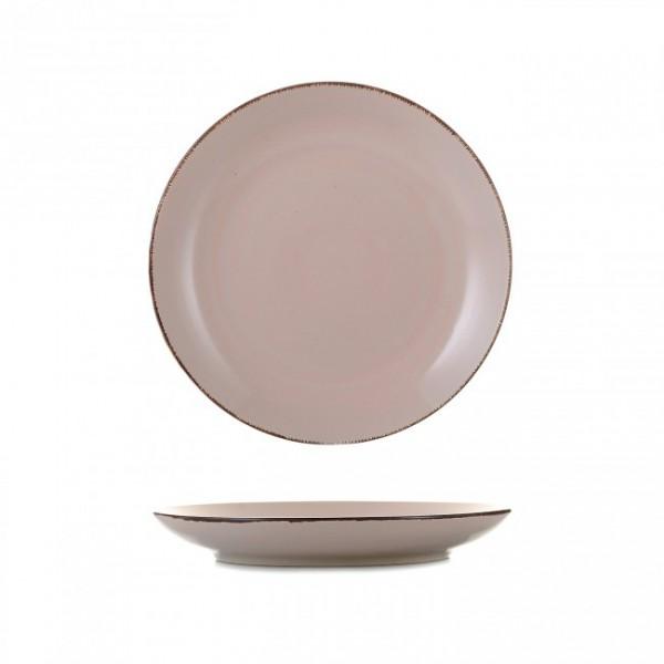 Тарелка пудра 26,5 см