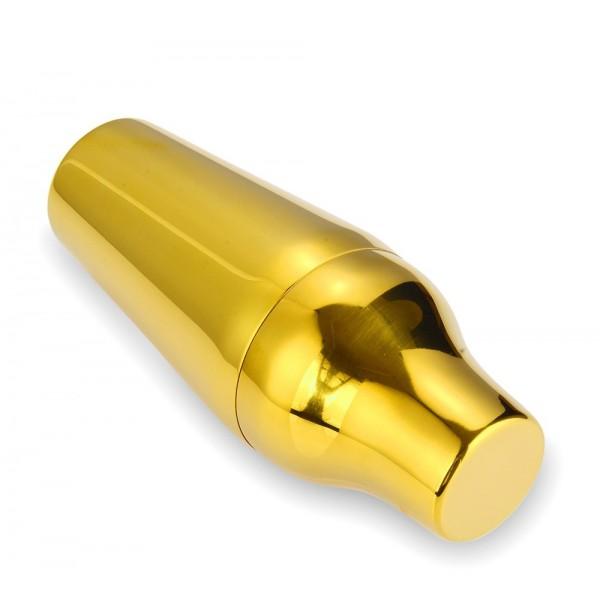Шейкер френч золотой 650 мл