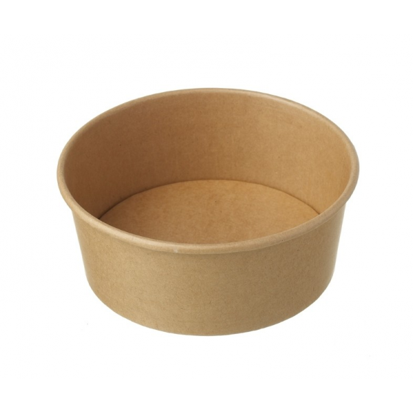 Салатник крафт 1 л (50 шт/уп)