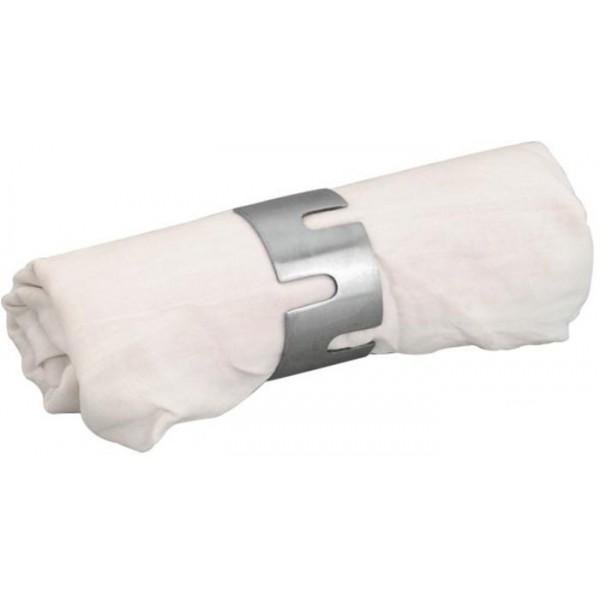 Кольцо для салфеток нержавеющая сталь